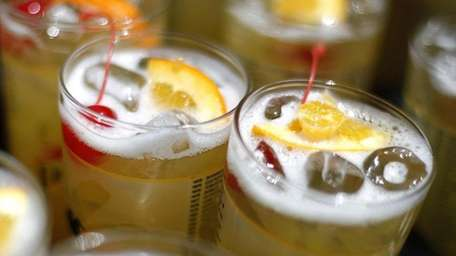 The black-eyed Susan is the cocktail best associated