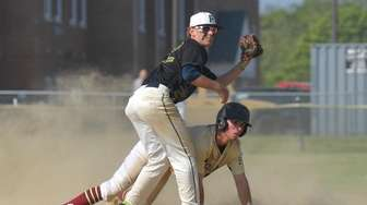 Sachem East's Dan Palevmo is called out on