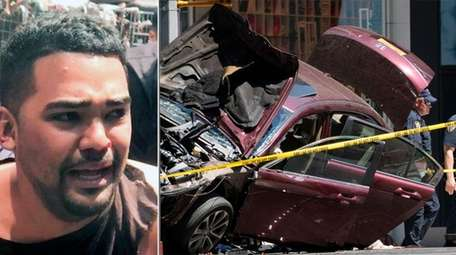 Richard Rojas, 26, the Bronx man accused of