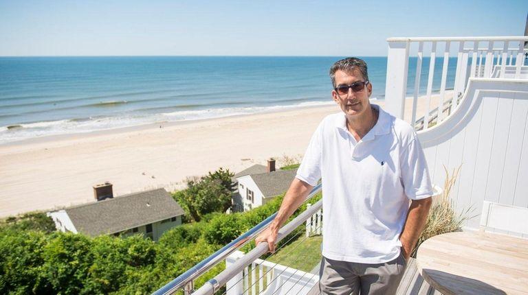 George Filopoulos, president of Gurney's Montauk Resort &