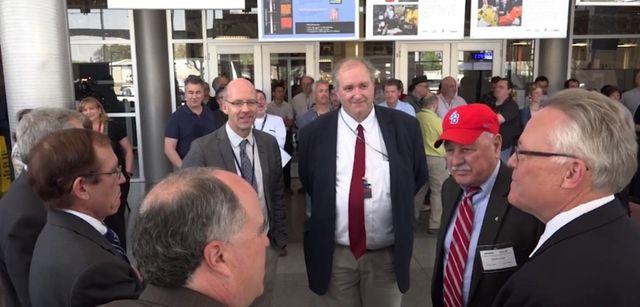 Brookhaven National Laboratory on Thursday, May 18, 2017,
