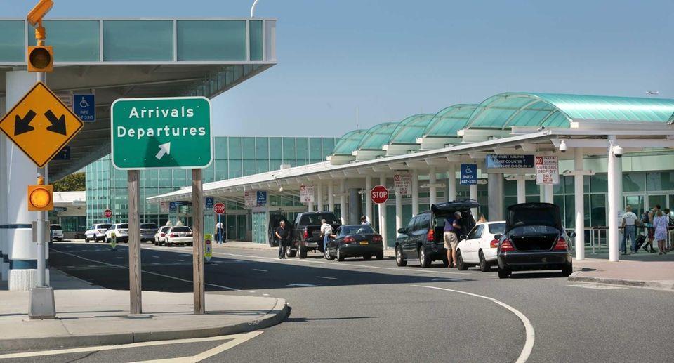 Long Island MacArthur Airport has long been a