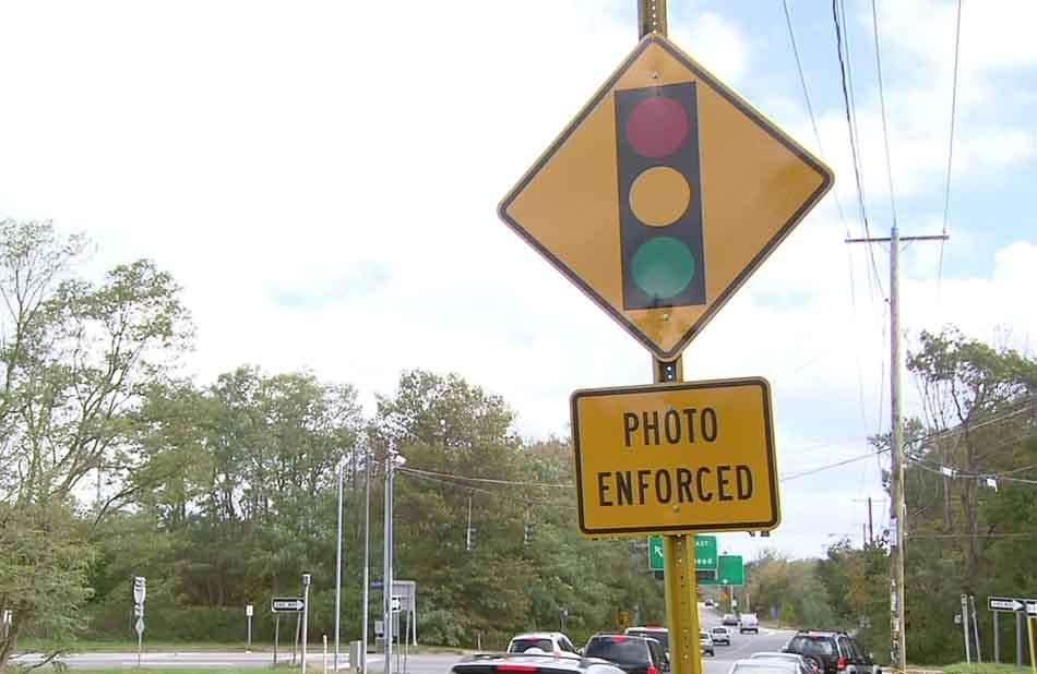 Red-light cameras are a controversial topic for drivers