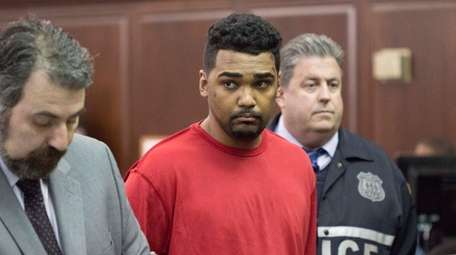 Richard Rojas, 26, of the Bronx, was arraigned