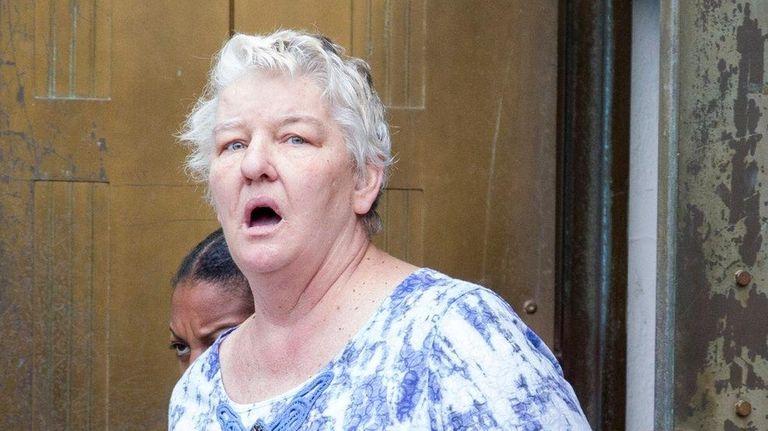 Elizabeth Stenson is facing murder charges after prosecutors