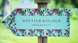 Wölffer Kitchen in Amagansett offers coastal cooking, with