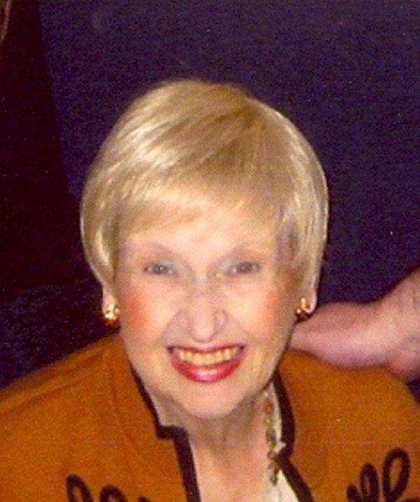 Joan Hudson, who ran Suffolk County's Office of