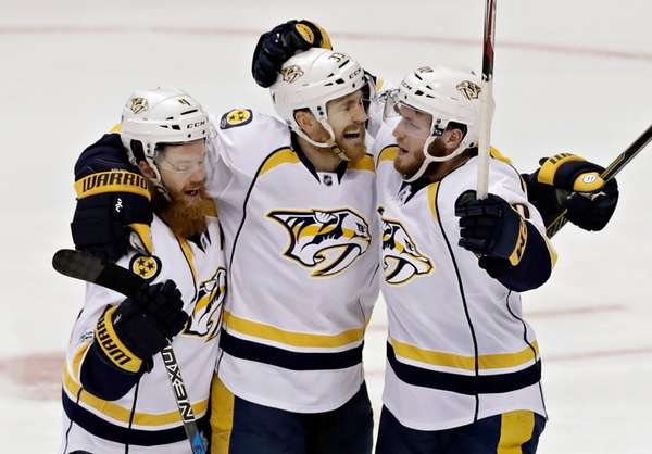 Nashville Predators Advance to First Stanley Cup Finals