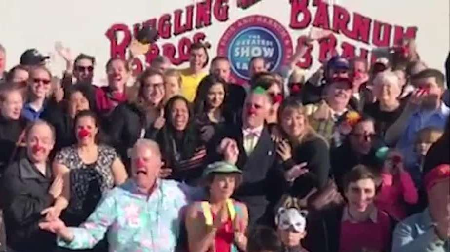 More than 100 former Ringling Bros. and Barnum