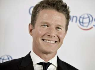 Billy Bush, who was fired after an old