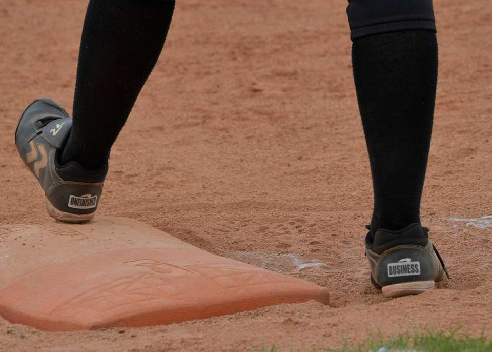 East Islip's Allison Franzese's cleats tell the story