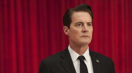 Actor Kyle MacLachlan is back as Agent Dale