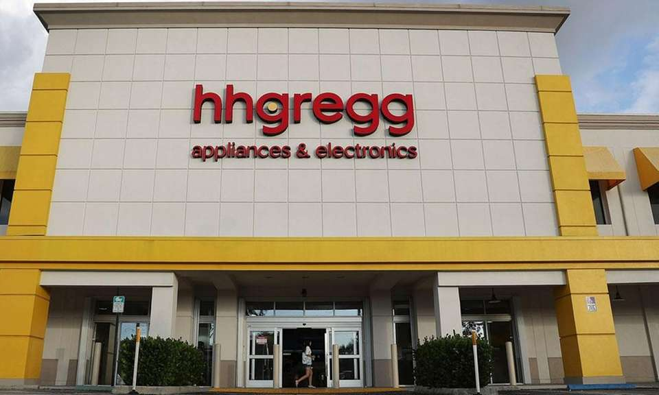 Indiana electronics retailer hhgregg was founded in 1955