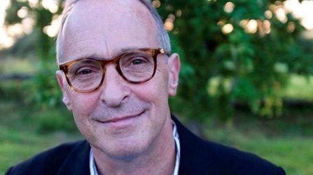 Humorist David Sedaris' new book is