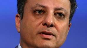Preet Bharara, the former U.S. attorney for the