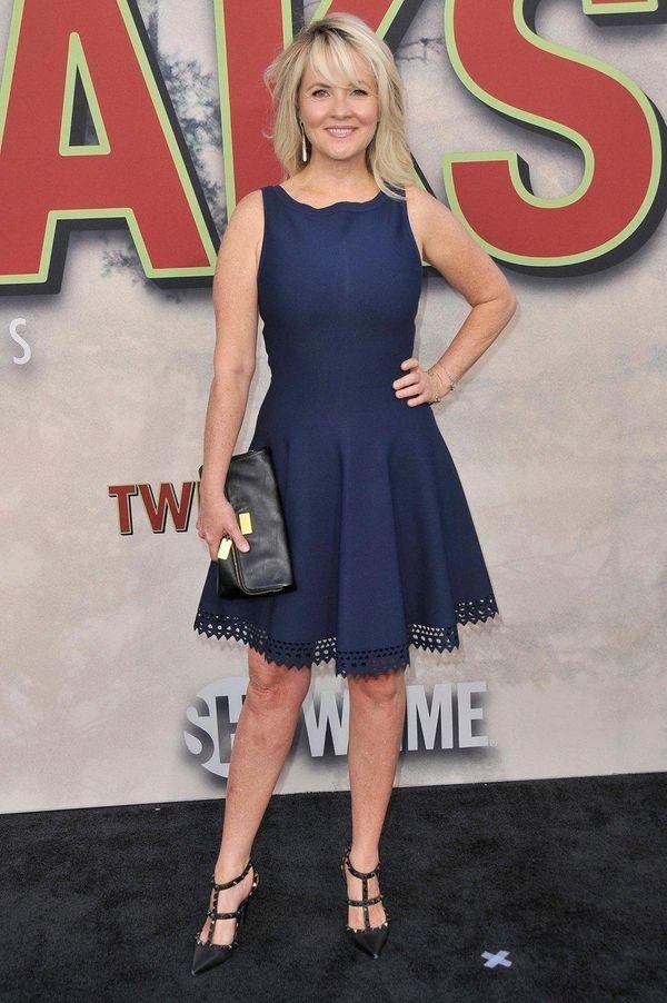 Cornelia Guest arrives at Showtime's
