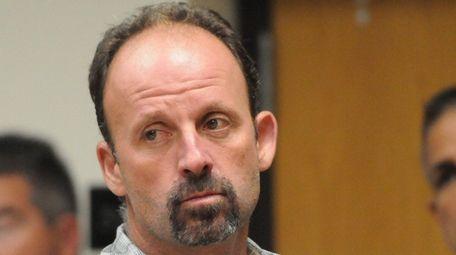 John Bittrolff inside Riverhead Criminal Court Thursday morning