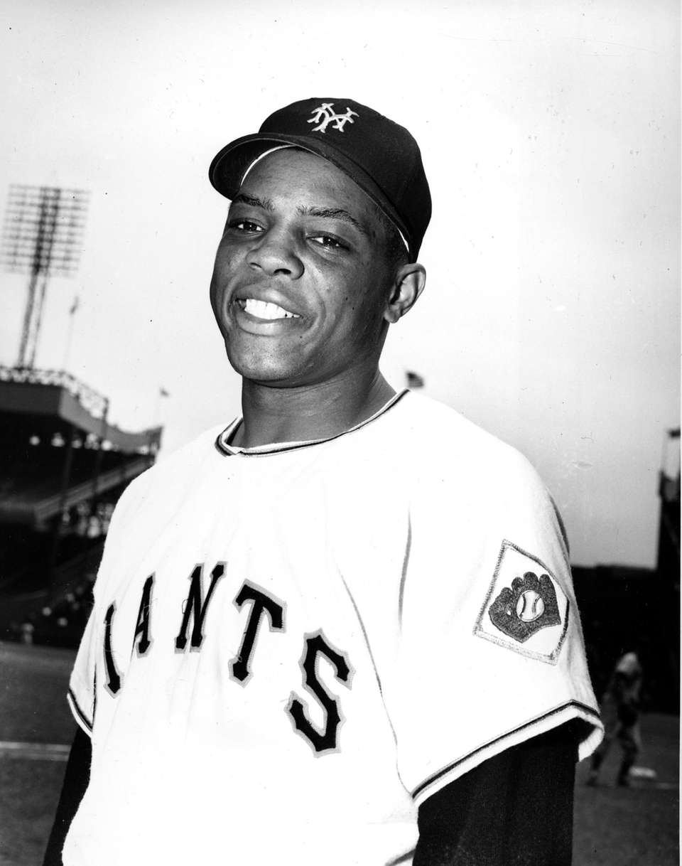 Willie Mays did not join the Giants until