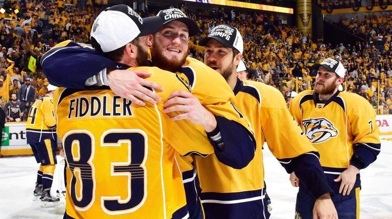 8007c0cf02e Nashville Predators' run to Stanley Cup Final good for NHL | Newsday