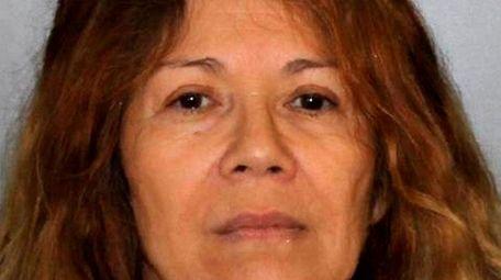 Ana D. Rockman, 61, of Elmont, was arrested