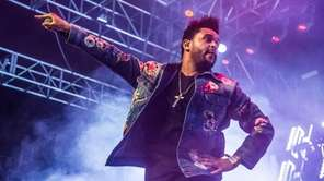 The Weeknd brings his hits to the renovated