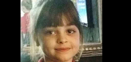 Saffie Roussos, 8, seen in an undated photo,