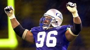 The Hall of Fame defensive tackle was found