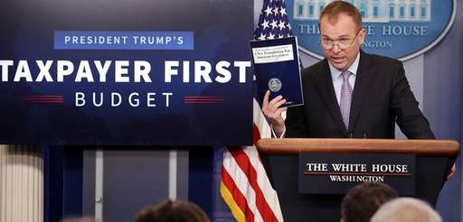 Office of Management and Budget Director Mick Mulvaney