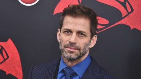 Director Zack Snyder attends The