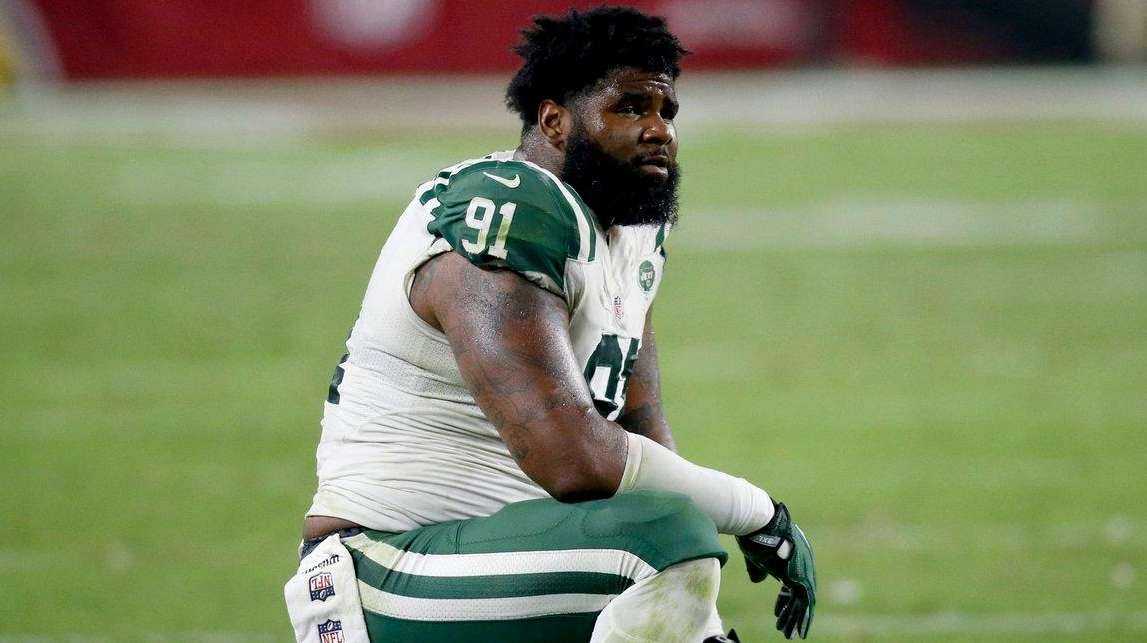 Sheldon Richardson will miss Jets family but likes Seattle