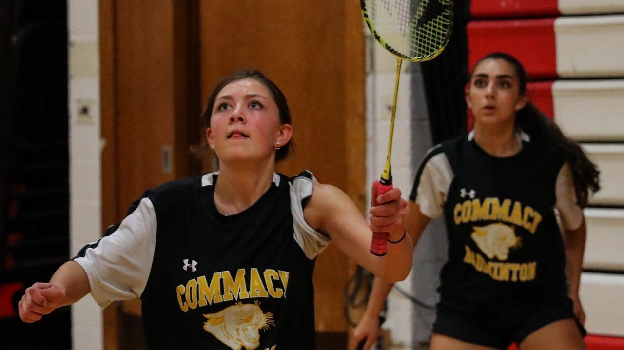 All-Long Island badminton