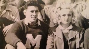 Former Carle Place football coach Joe Coady and