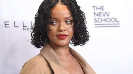 Rihanna is starring in a film based on