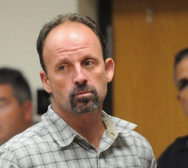 John Bittrolff inside Riverhead Criminal Court on July