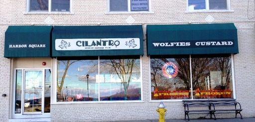 Cilantro in Northport closed in December 2016. Brew