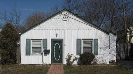 This three-bedroom ranch, listed for $225,000 in May