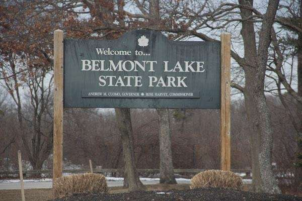 BABYLON, Belmont Lake State Park, Exit 38, Southern