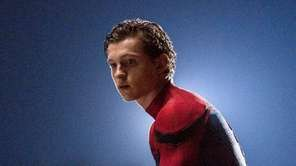 Tom Holland stars as Spider-Man in