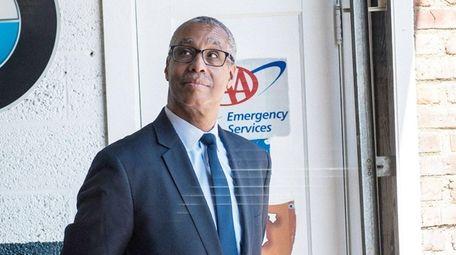 Robert Sinclair Jr. has been representing AAA Northeast