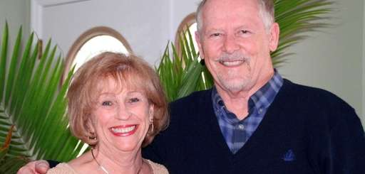 Margaret and Alan Simon are celebrating their 50th