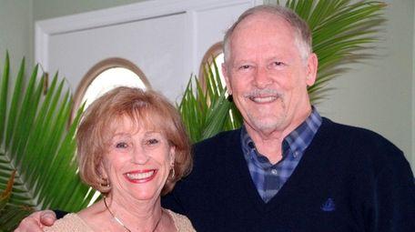 Margaret and Alan Simon are celebrating their 50th