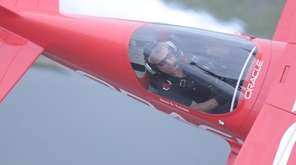 On Wednesday, May 24, 2017, aerobatic pilot Sean