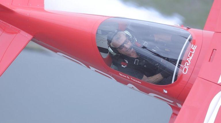On Wednesday, May 24, 2017, aerobatic pilot Sean