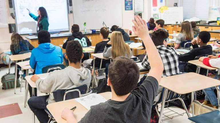 Long Island Most Of Ny Do Not Face Teacher Shortage Report Says