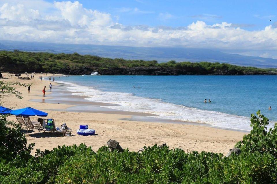 Hapuna Beach State Park, Big Island, Hawaii, ranked