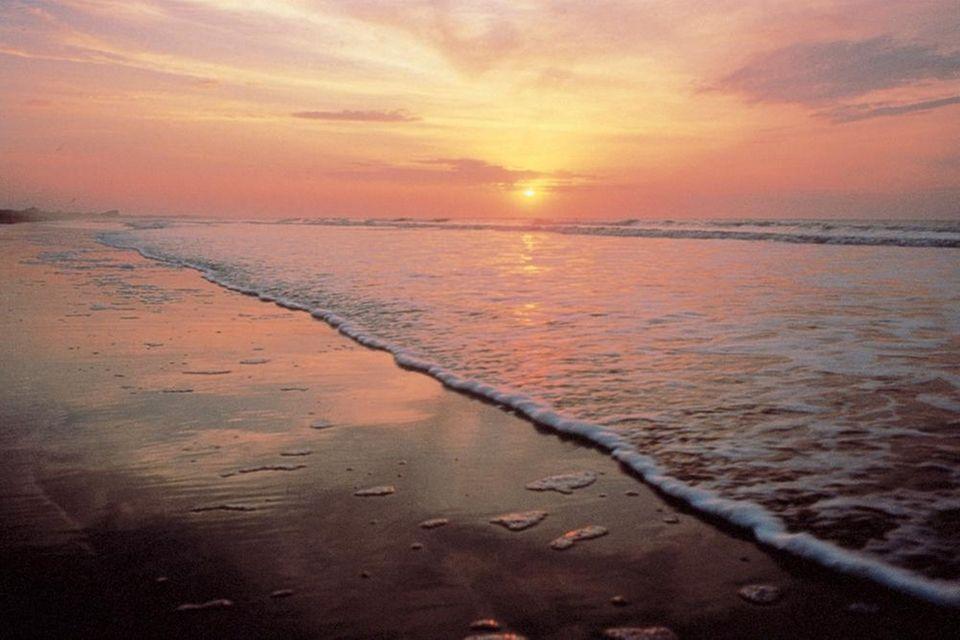 Beachwalker Park on Kiawah Island, S.C., ranked 10th
