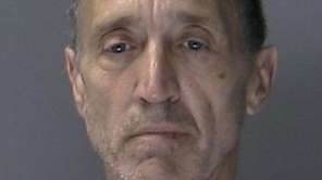 Anthony Stack, 57, of Huntington, was arrested May