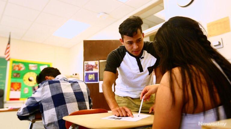 Steven Vasquez decided to focus on his education
