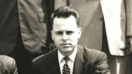 Stephen F. Hogan of Bethpage, a Navy