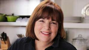 Ina Garten's new Food Network show,